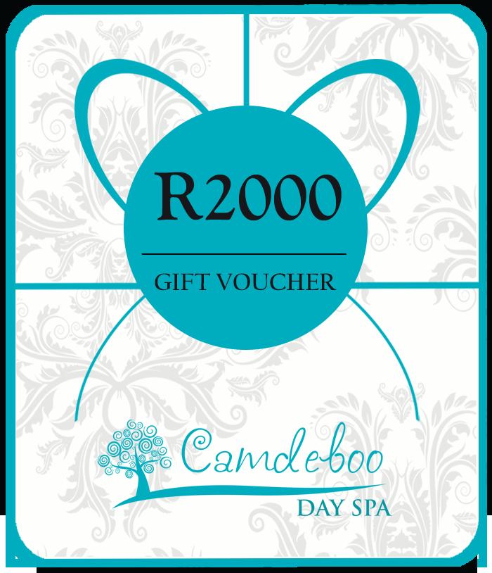 Camdeboo Day Spa R2000 Gift Voucher