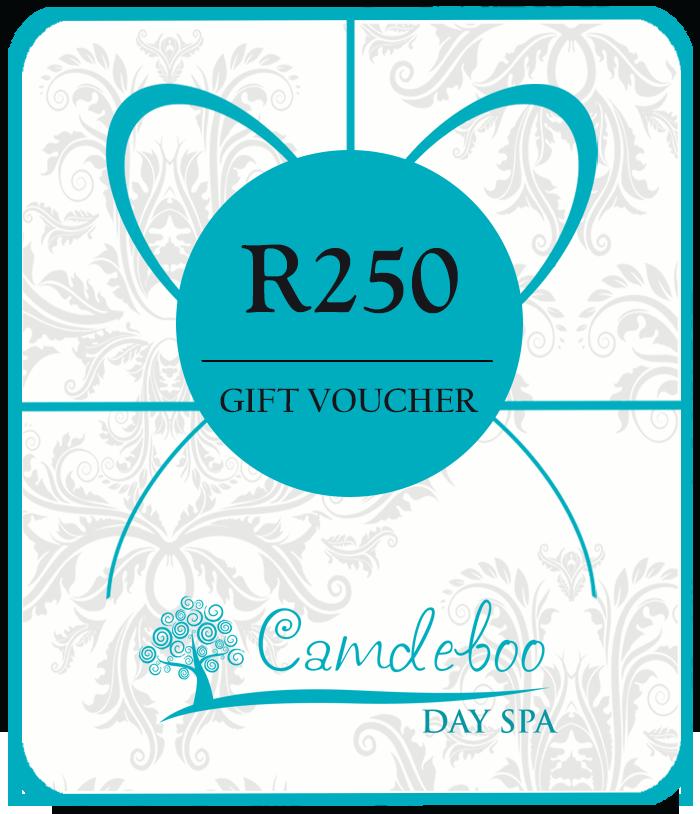 Camdeboo Day Spa R250 Gift Voucher