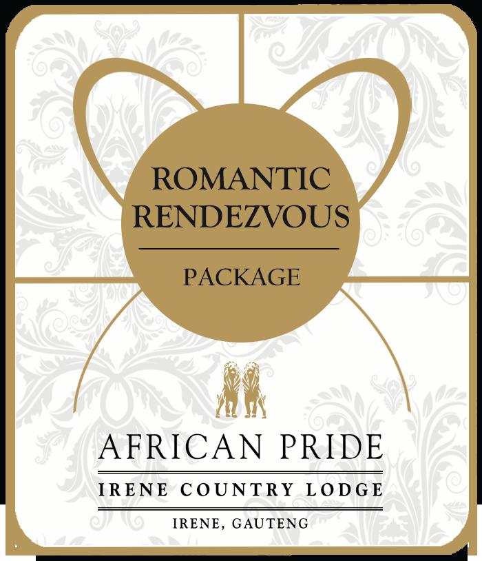 Irene Country lodge Romantic Rendezvous